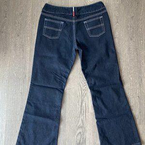 Y2K Tommy Jeans (Hilfiger) LowRise Denim Flare